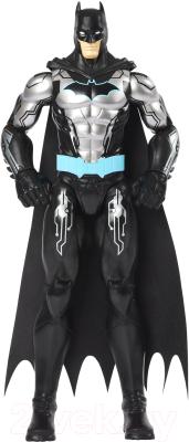 Фигурка Spin Master Batman Бэтмен в сером костюме / 6060346