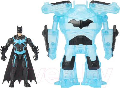 Фигурка Spin Master Batman Бэтмен с боевым костюмом / 6060779