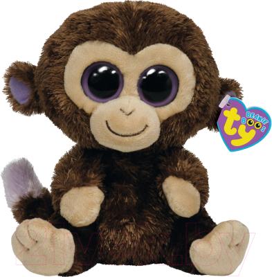 Мягкая игрушка TY Beanie Boo's Обезьянка Coconut / 36003