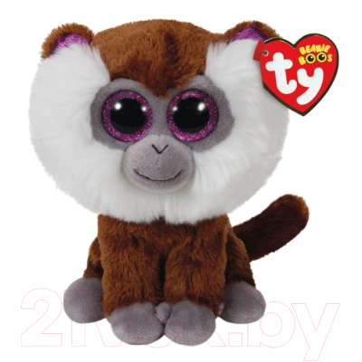 Мягкая игрушка TY Beanie Boo's. Обезьянка Tamoo / 36847