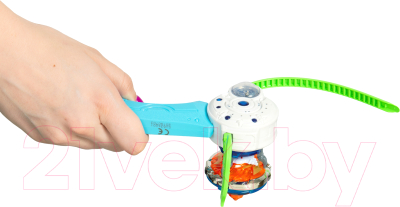 Игрушка детская Infinity Nado Волчок Классик Blazing Broadsword / 37695