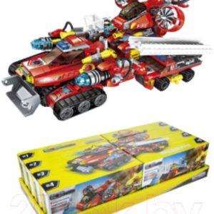 Конструктор 1Toy Blockformers Трансфайертрак / Т18965