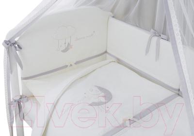 Комплект постельный в кроватку Perina Bonne Nuit / БН4-01.2