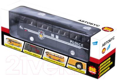 Автобус игрушечный Big Motors C1911