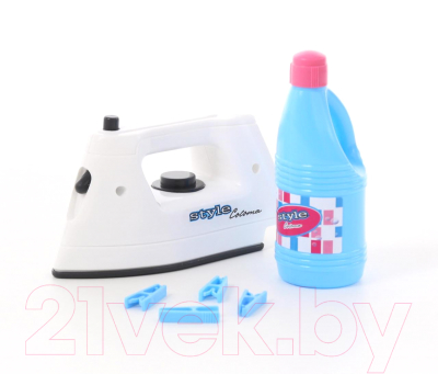 Комплект бытовой техники игрушечный Полесье Carmen №2 со стиральной машиной / 47939