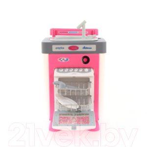 Посудомоечная машина игрушечная Полесье Carmen №3 с посудомоечной машиной и мойкой / 47946