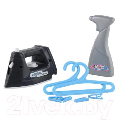 Комплект бытовой техники игрушечный Полесье Carmen №5 с аксессуарами / 58843