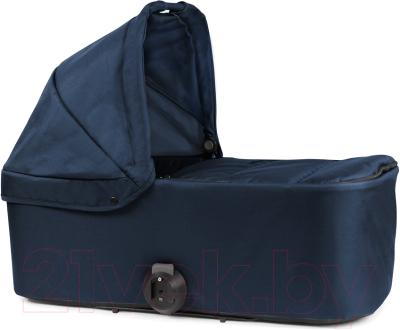 Люлька-модуль Bumbleride Carrycot Maritime Blue Indie & Speed
