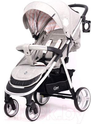 Детская прогулочная коляска Rant Caspia Trends