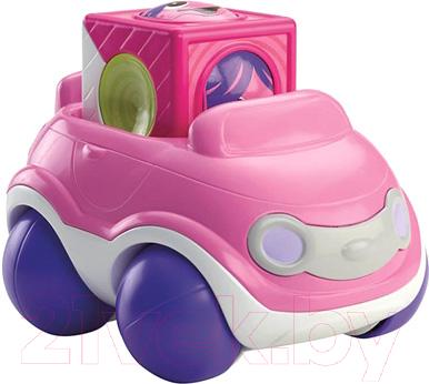 Развивающая игрушка Fisher-Price Машинка с волшебным кубиком / CDV89/CGD00