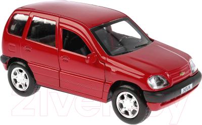 Автомобиль игрушечный Технопарк Chevrolet Niva / CHEVY-NIVA-RD