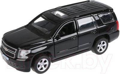Автомобиль игрушечный Технопарк Chevrolet Tahoe / TAHOE-BK