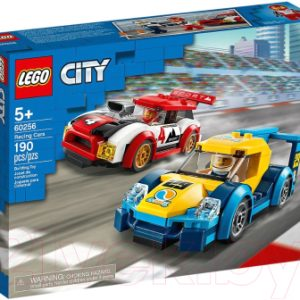 Конструктор Lego City Nitro Wheels Гоночные автомобили 60256