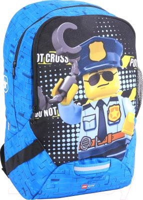 Школьный рюкзак Lego City Police Cop / 10048-2003