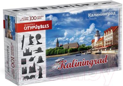 Пазл Нескучные игры Калининград Citypuzzles / 8187