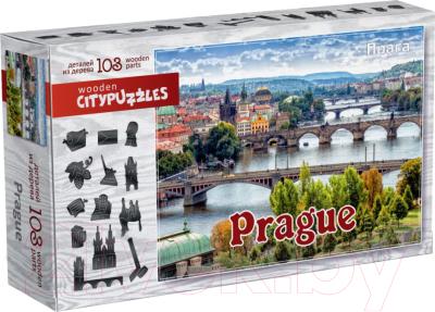 Пазл Нескучные игры Citypuzzles. Прага / 8270