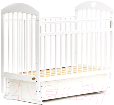 Детская кроватка Bambini Comfort М / 01.10.19