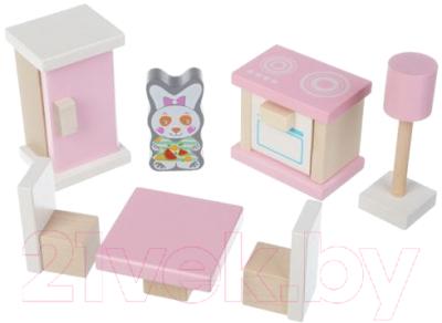 Комплект аксессуаров для кукольного домика Levenya Cubika Набор Мебели 3 / 13975