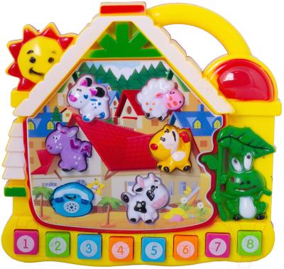 Развивающая игрушка Pir Holding Пианино / CY-6071B