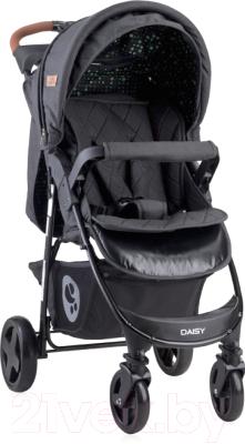 Детская прогулочная коляска Lorelli Daisy Black Circles / 10021412053
