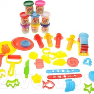 Набор для лепки Bradex Креативный пластилин DE 0124