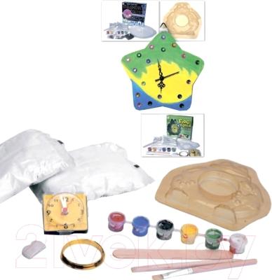 Набор для творчества Bradex Арт-часы своими руками: Лягушонок DE 0169