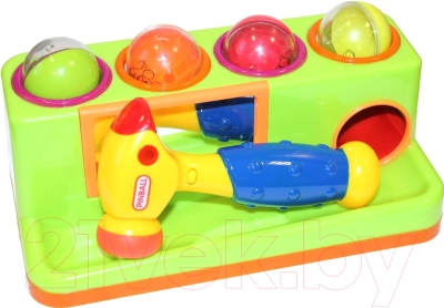 Развивающая игрушка Bradex Пим-Пам-Пум DE 0206