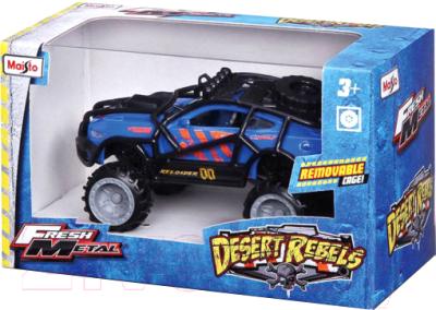 Автомобиль игрушечный Maisto Desert Rebels / 21208
