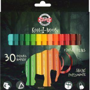 Фломастеры Koh-i-Noor Dino / 771002CJ21KS