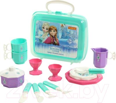 Набор игрушечной посуды Полесье Disney. Холодное сердце - Готовим вместе / 71040