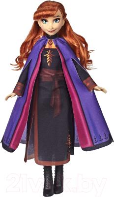 Кукла с аксессуарами Hasbro Disney Frozen. Холодное сердце 2. Анна / E6710ES0