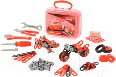 Набор инструментов игрушечный Полесье Disney/Pixar. Механик. Тачки / 71088
