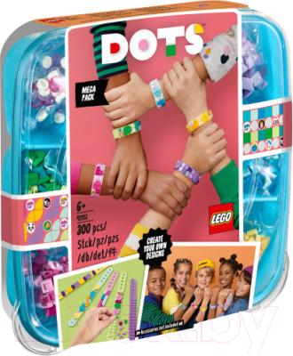 Набор для создания украшений Lego Dots Большой набор для создания браслетов / 41913