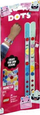 Набор для создания украшений Lego Dots Браслет. Монстры / 41923