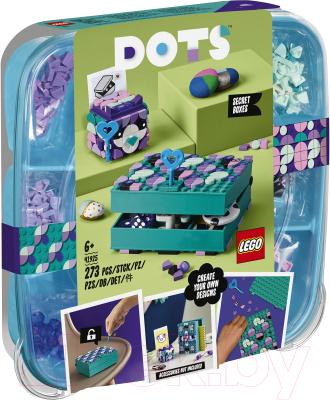 Набор для творчества Lego Dots Набор для хранения секретов / 41925