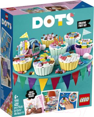 Набор для творчества Lego DOTs Креативный набор для праздника / 41926