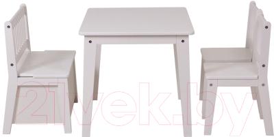 Комплект мебели с детским столом Polini Kids Dream 195 M