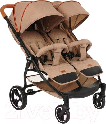 Детская прогулочная коляска Pituso Duocity / Т1