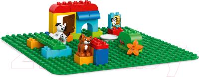 Элемент конструктора Lego Duplo Большая строительная пластина 2304