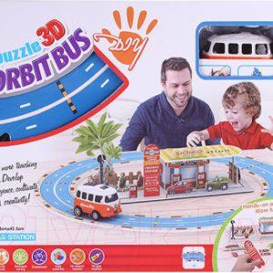 Сборная игрушка Darvish Автобус / DV-T-104