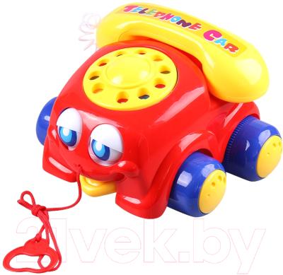 Игрушка-каталка Darvish Телефон / DV-T-1385