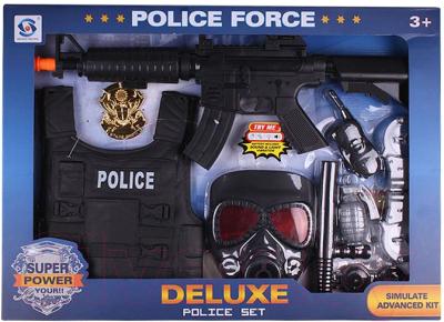 Игровой набор полицейского Darvish DV-T-1641