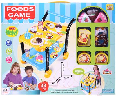 Поднос-столик игрушечный Darvish Столик сервировочный / DV-T-1646