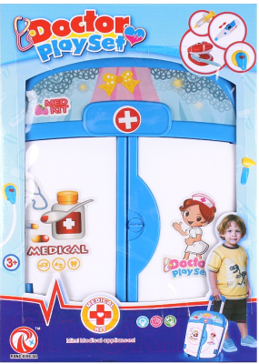 Набор доктора детский Darvish Хирург в чемоданчике / DV-T-1748