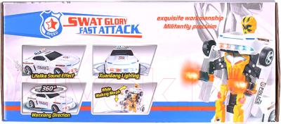 Игрушка-трансформер Darvish Полиция / DV-T-1804