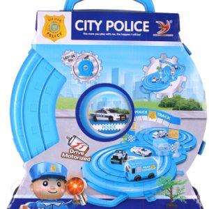 Автотрек Darvish Полицейская служба / DV-T-1888
