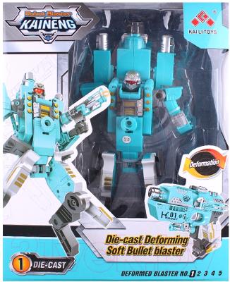 Робот-трансформер Darvish С мягкими пулями / DV-T-2002