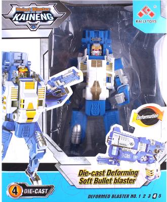 Робот-трансформер Darvish С мягкими пулями / DV-T-2003