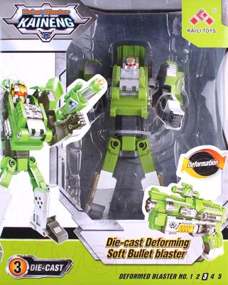 Робот-трансформер Darvish С мягкими пулями / DV-T-2005