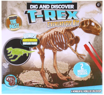 Набор для творчества Darvish Раскопки динозавра / DV-T-2055